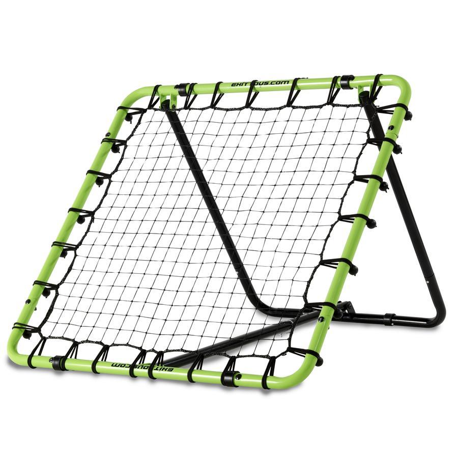 EXIT Tempo Kickback Multisport Rebounder 100x100 cm, vihreä/musta