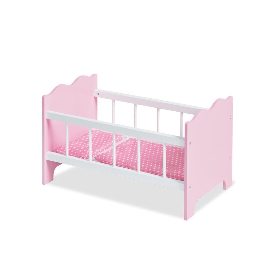 Pinolino Jasmin -nukkesänky