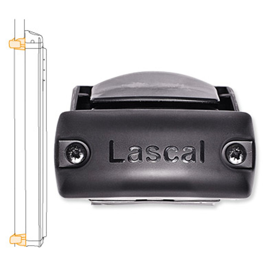 LASCAL Kiddy Guard avant Dodatkowy zestaw montażowy do poręczy