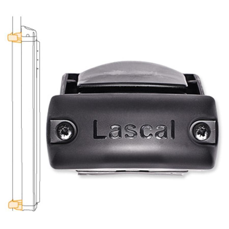 LASCAL Kiddy Guard avant Rohrhalterungs-Set für Rollseite
