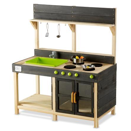 Nieuw EXIT Yummy 200 houten buitenkeuken - naturel | pinkorblue.be DR-52