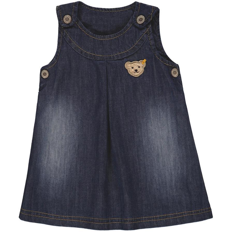 Steiff Girl s dress jeans, blue