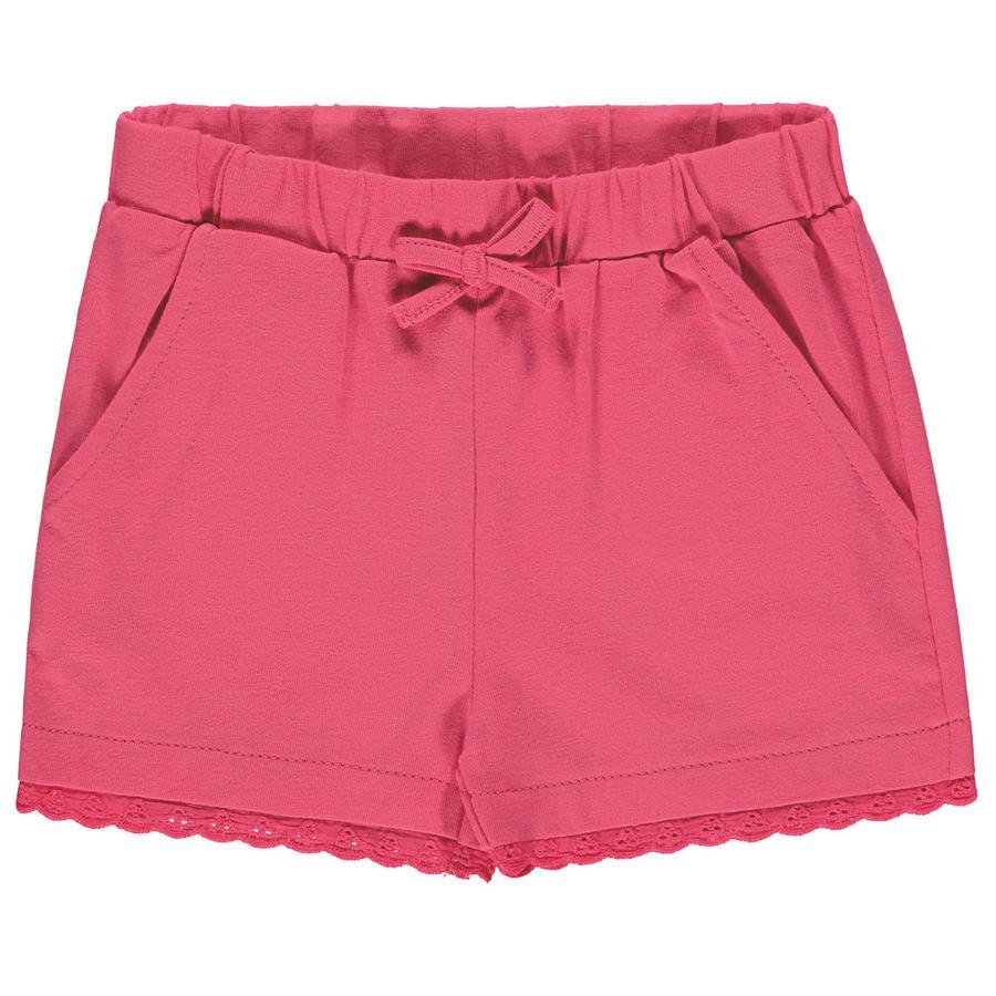 Steiff Girl Shorts, kolor różowy.