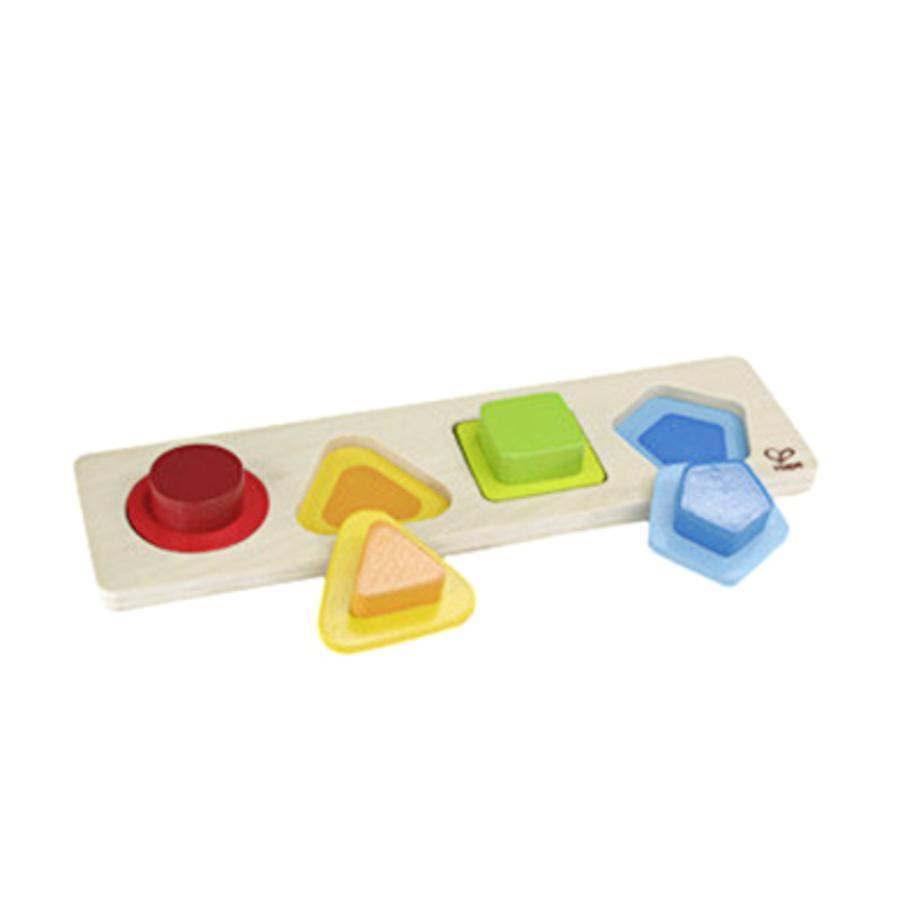 HAPE Eenvoudige vormenpuzzel