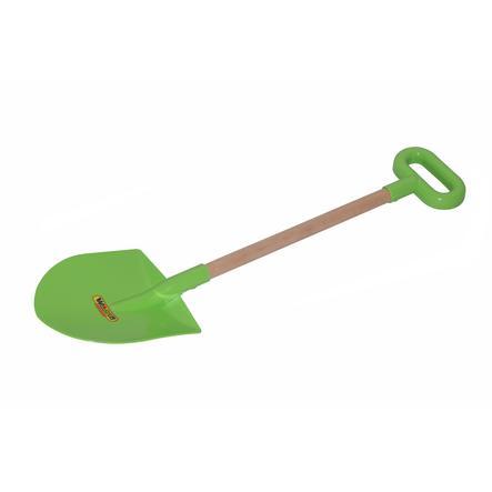 HADICÍ KVALITNÍ HRAČKY Lopata s dřevěnou rukojetí 60 cm
