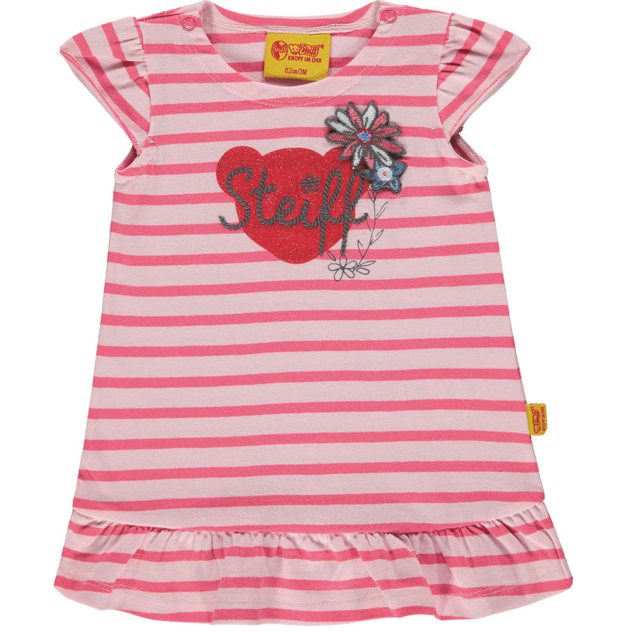 Steiff Girl s dress wing arm, roze