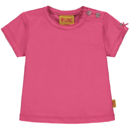 Steiff Girls T-Shirt, pink