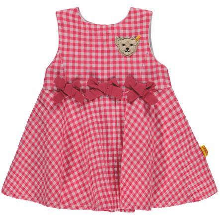 Steiff Girls Kleid ohne Arm, pink