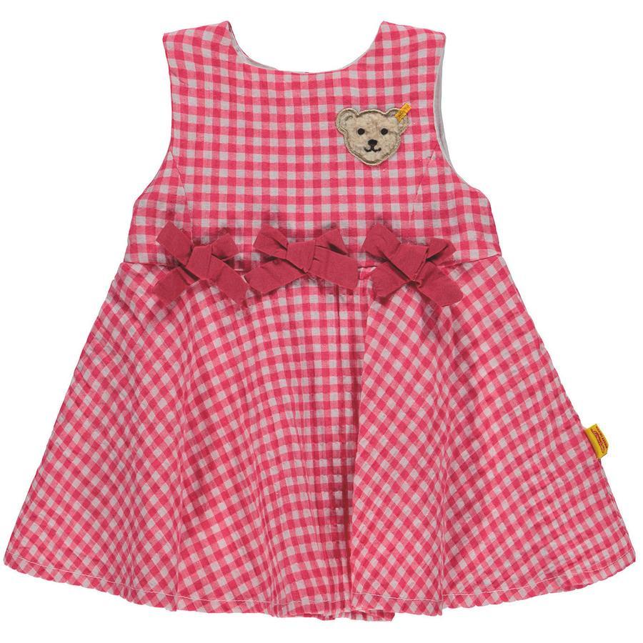 Steiff tyttöjen mekko ilman käsivartta, vaaleanpunainen