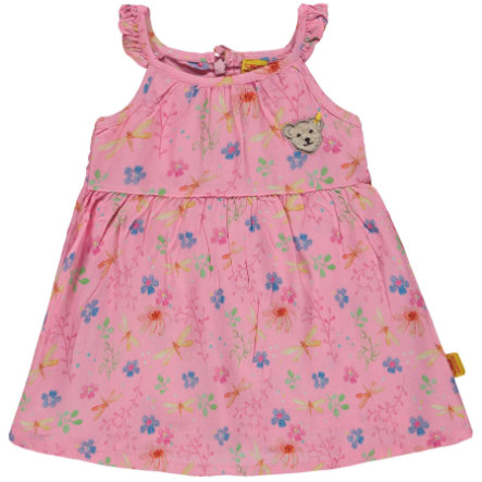 Steiff Girls Kleid ohne Arm, rosa