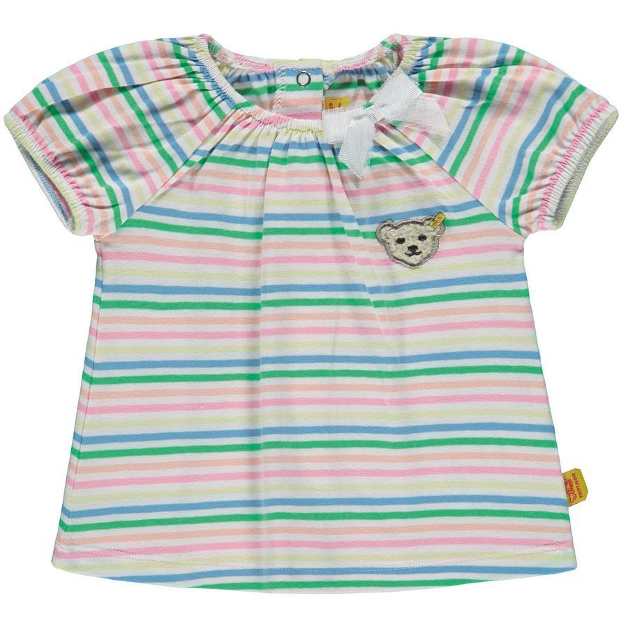 Steiff Girls T-Shirt, stripe
