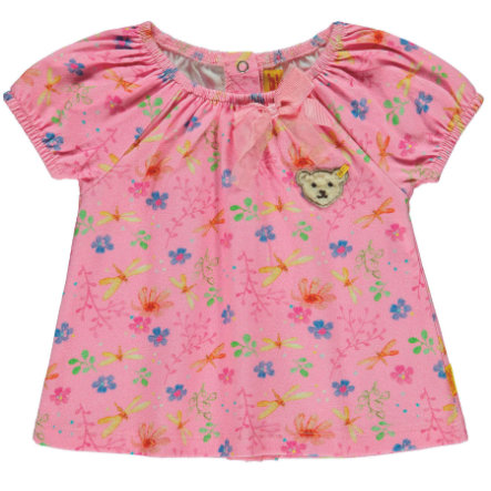 Steiff Girl s T-Shirt , różowy
