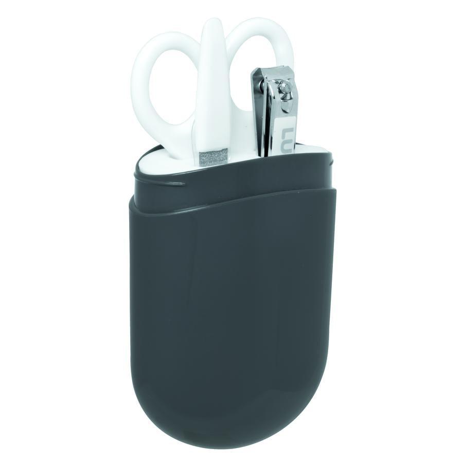 Luma® Babycare set de manicura Dark Grey