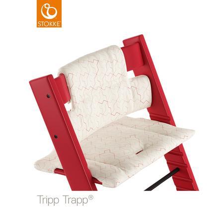 STOKKE® Tripp Trapp® Cojín Clásico de Bebé Geometric Red