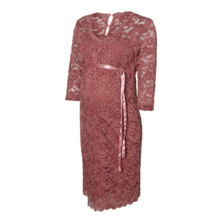 mama licious Moederschap jurk MLMIVANA Mesa Rose