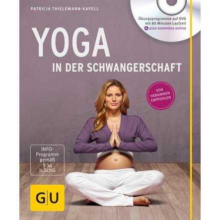 GU, Yoga in der Schwangerschaft (mit DVD)