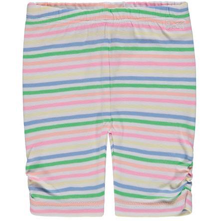 Steiff Girls Legíny v délce capri, vícebarevné