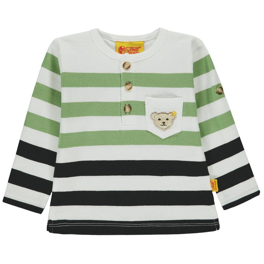 Steiff Boys Langarmshirt, stripe