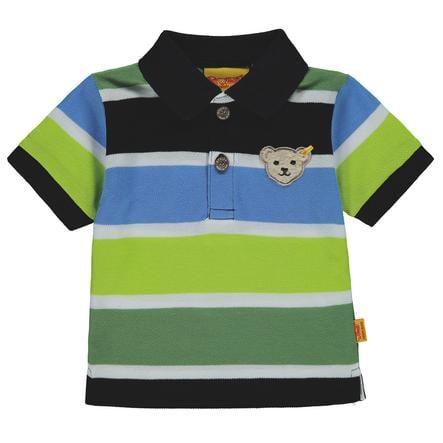 Steiff Boys Poloshirt kurzarm, gestreift