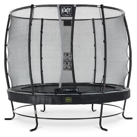 EXIT Elegant Premium trampoline ø253cm met Deluxe veiligheidsnet - zwart