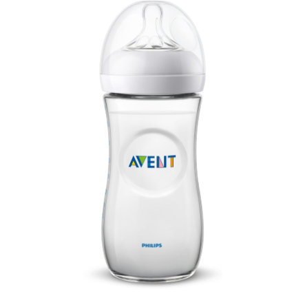 Philips AVENT SCF036/17 Biberon Natural 2.0 330ml pacco singolo