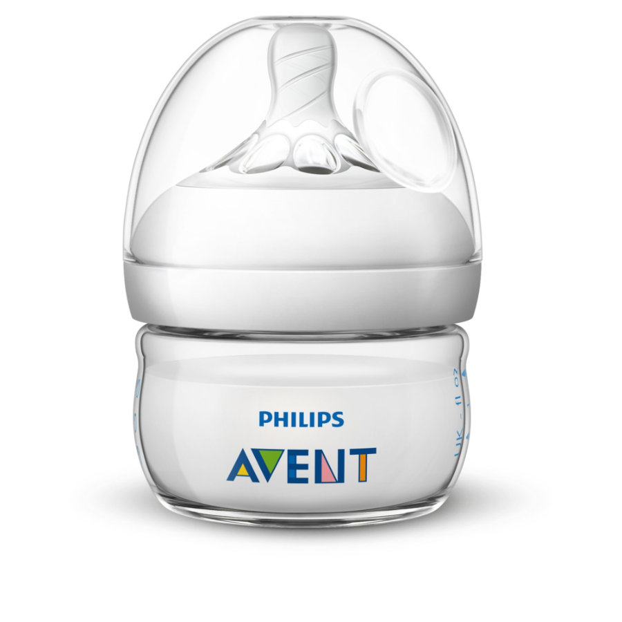 Philips AVENT SCF039/17 Biberon Natural 2.0 60ml pacco singolo