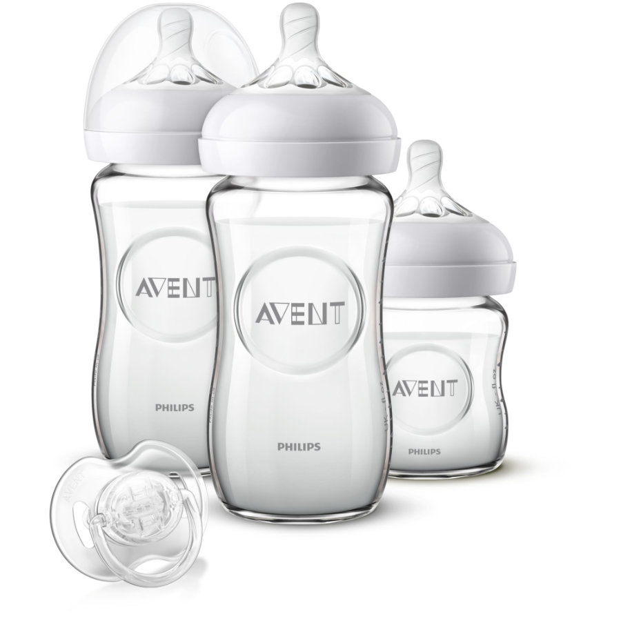 Philips Avent SCD303/01 sada sklenic pro novorozence