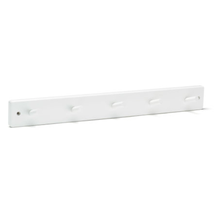 Kids Concept Coat hook 5-krát Star, white