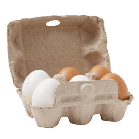 Kids Concept Egg box 6er Bistro