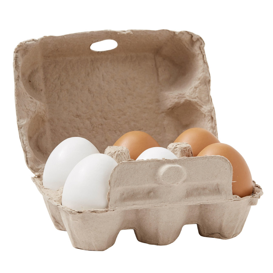 Kids Concept  scatola per le uova 6 pezzi Bistro