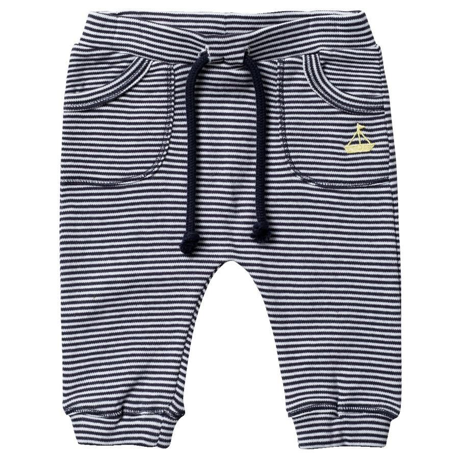STACCATO Boys Pantalones soft azul marino