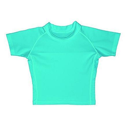 Camiseta Boys UV RASHGUARD turquesa