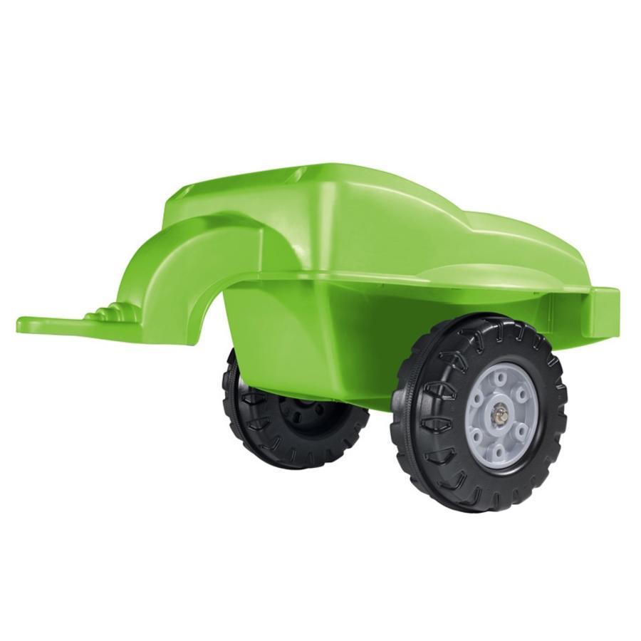 BIG Remorque pour tracteur enfant, vert