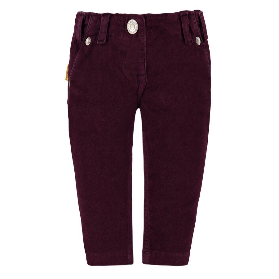 Steiff Girl Pantaloni s pantaloni viola