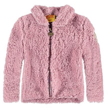 Steiff Girl s Teddy pluche jasje rosé