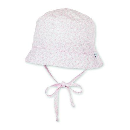 Sterntaler Girl kapelusz rybaka bladoróżowy