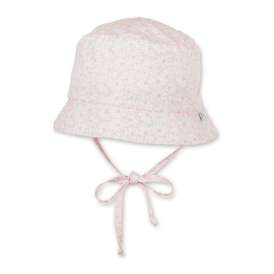 Sterntaler Girl s Sombrero de pescador rosa pálido