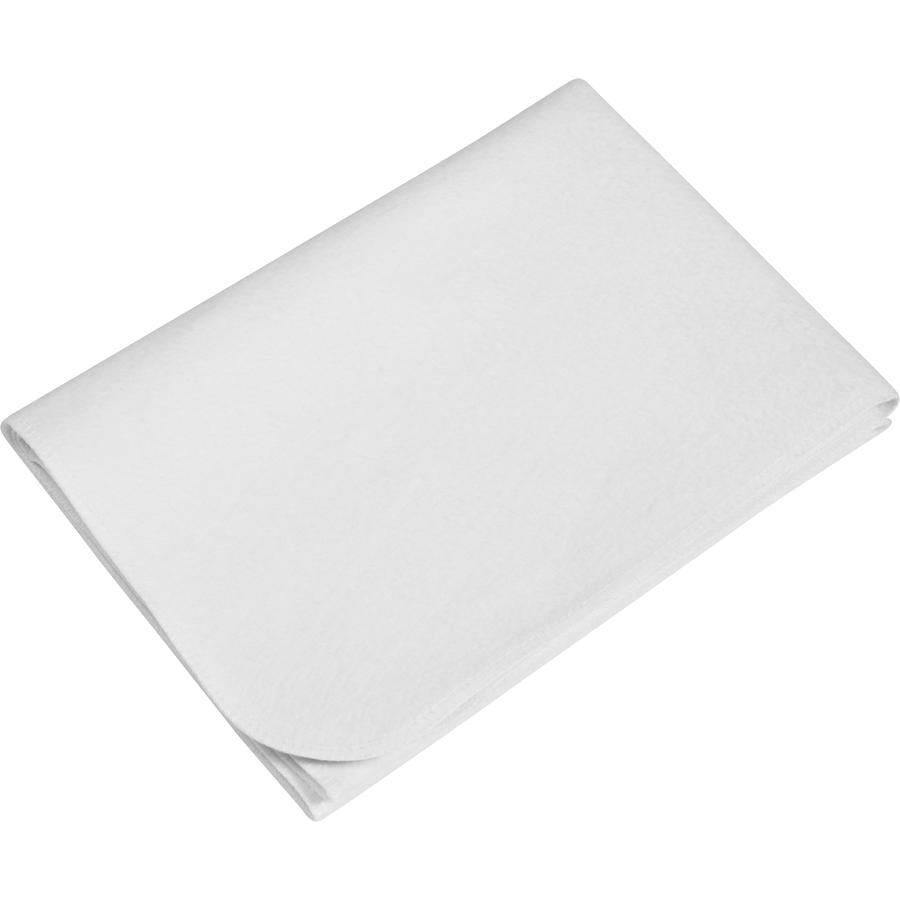 Playshoes Molton -Accesorio de cama 40x50cm blanco