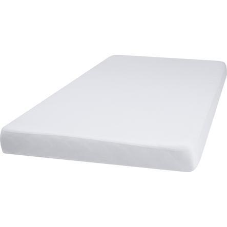 Playshoes Jersey Spannbettlaken 70x140 cm weiß