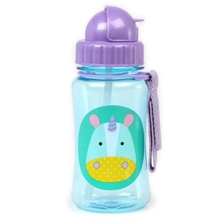 SKIP HOP Zoo Kindertrinkflasche, Einhorn Eureka