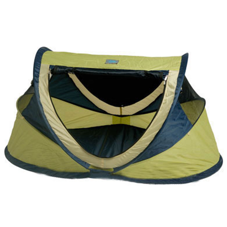 Deryan Travel Bed / Travel Cot Peuter Tent Lime