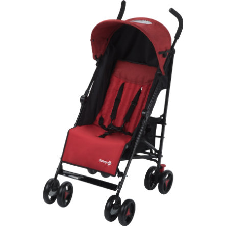 Safety 1st Buggy Rainbow Ribbon Red Chic