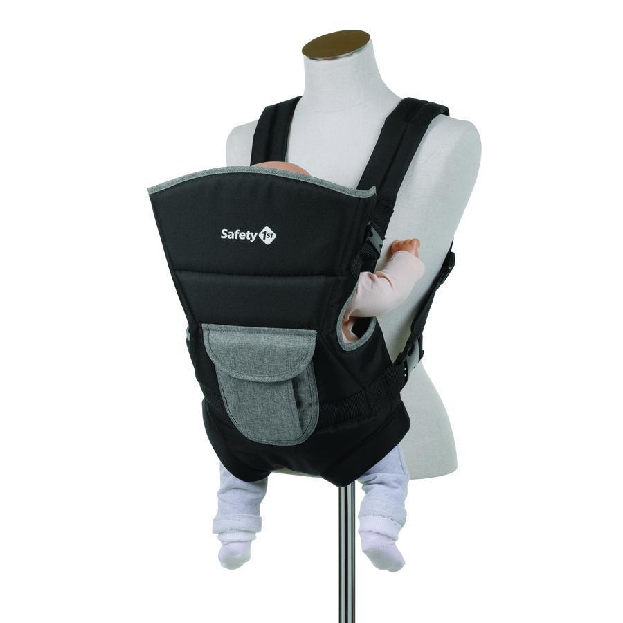 Safety 1st Porte-bébé ventral Youmi Black Chic