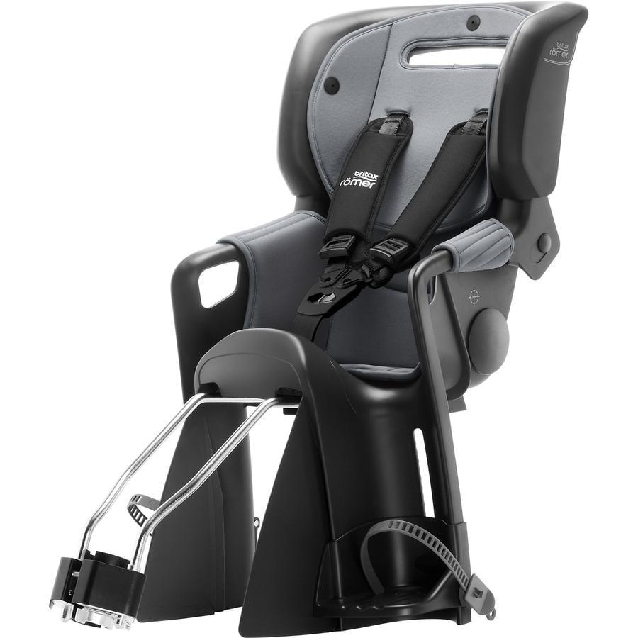 Britax Römer Fahrradsitz Jockey 3 Comfort Black Grey