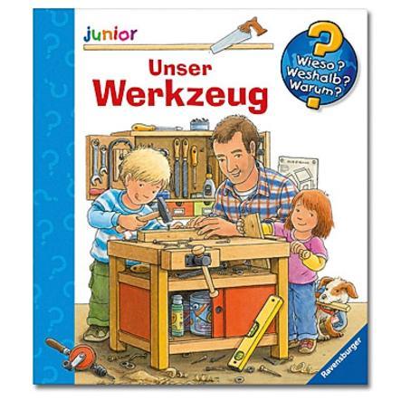 Ravensburger Wieso? Weshalb? Warum? Junior 40: Unser Werkzeug