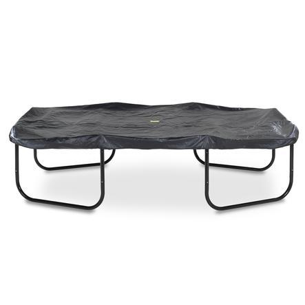 EXIT Bâche de trampoline enfant premium noir 214x366 cm