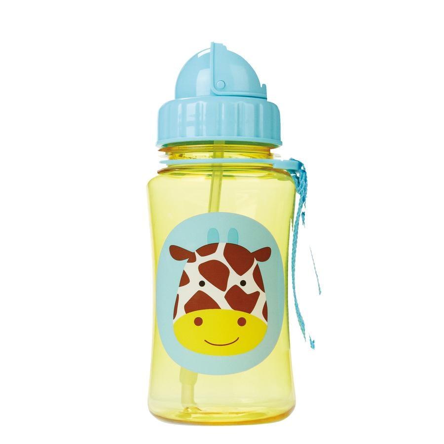 SKIP HOP Zoo Zoo bottiglia per bambini, Giraffe Jules