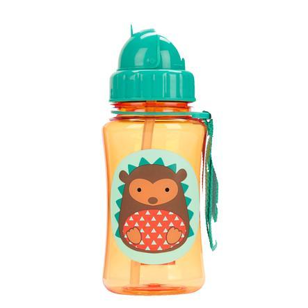 SKIP HOP Zoo Zoo Bottiglia da bere per bambini, riccio Hudson Hedgehog