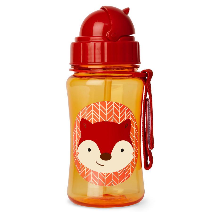 SKIP HOP Zoo Dětská láhev na pití, Fuchs Ferguson