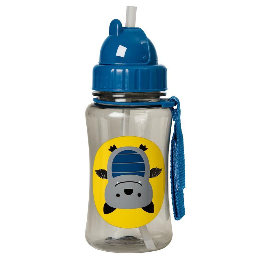 SKIP HOP Zoo Kindertrinkflasche, Fledermaus Bailey